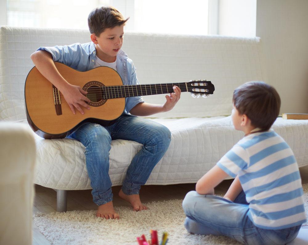 吉他——高级一对三 随到随学