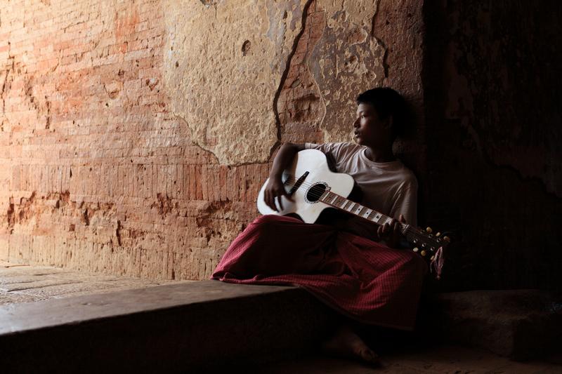 吉他——初级 一对一 随到随学